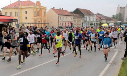 Županijski polumaraton Kalnik-Križevci