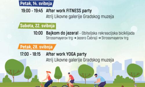 Rekreacijom do zdravlja!