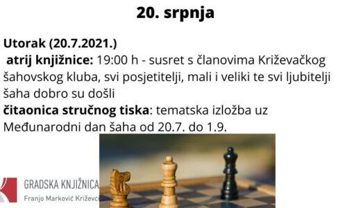 Međunarodni dan šaha