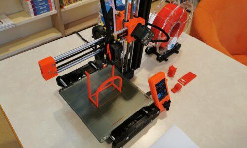 Radionice korištenja 3D printera za djecu i odrasle